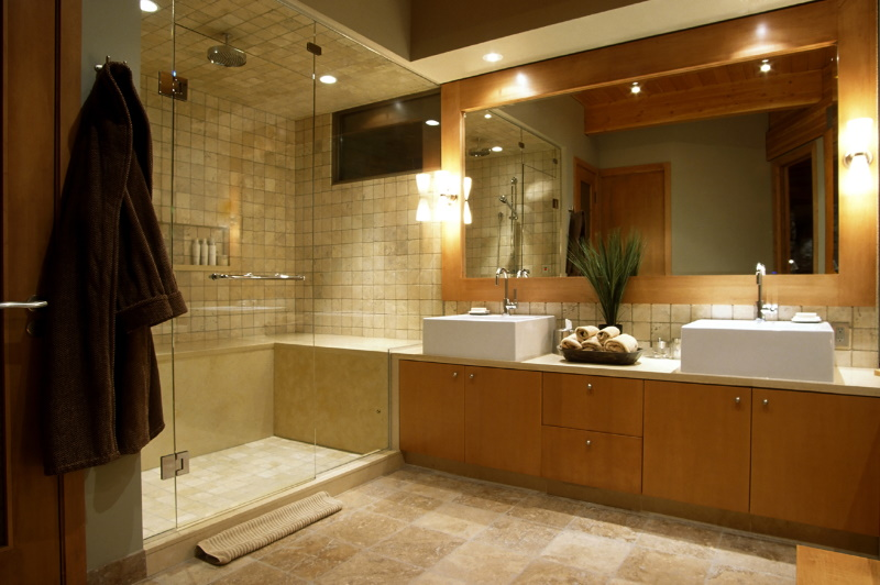 Luxury Bathroom Reno